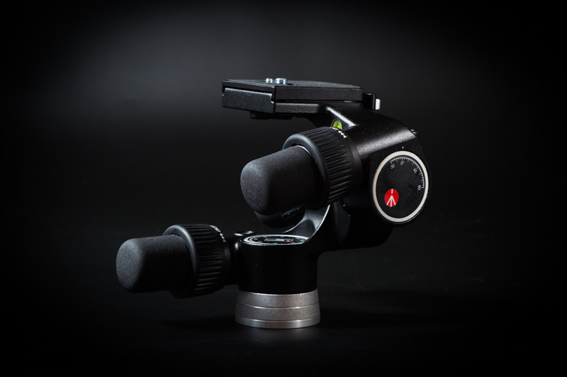 Manfrotto ギア付き雲台405