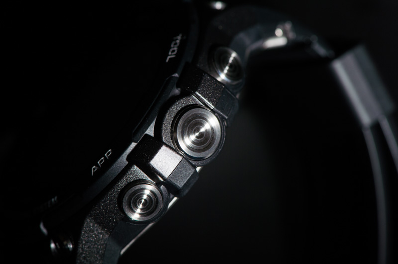 WSD-F20のボタン