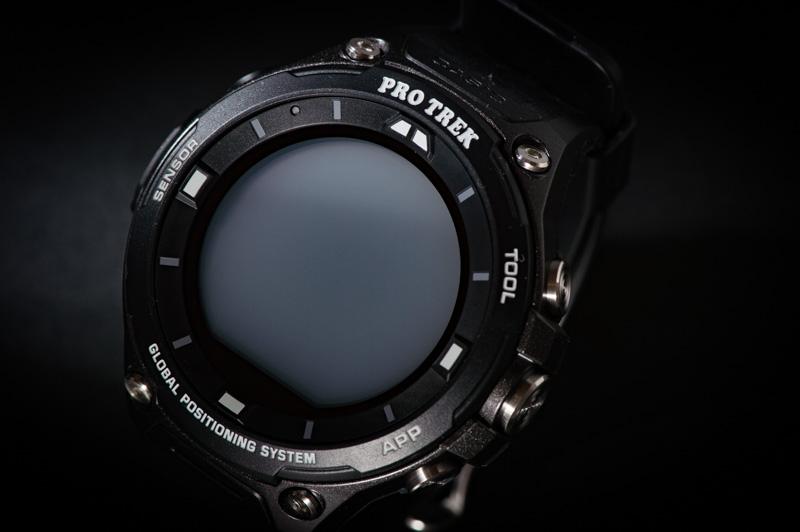 PRO TREK Smart WSD-F20のデザイン