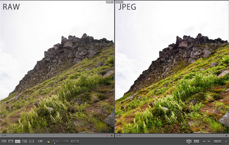 JPEGの方がよいの場合がある