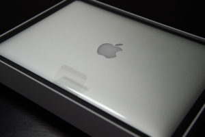 MacBookPro 13インチRetinaモデル