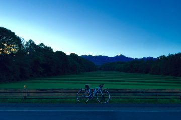 腰痛解消のためのロードバイク