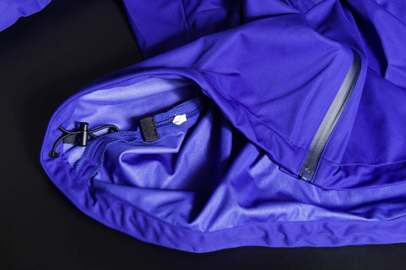 裾のドローコード