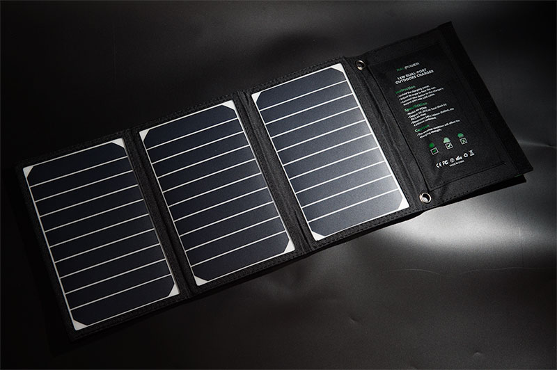 RAVPower RP-PC008の展開サイズ