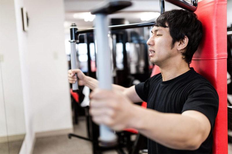 ウエイトトレーニングとランニング