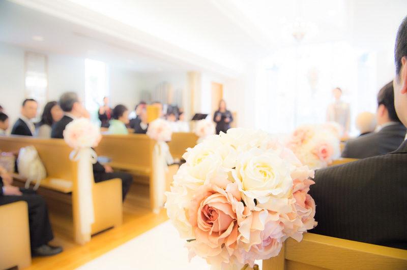 結婚式の撮影方法