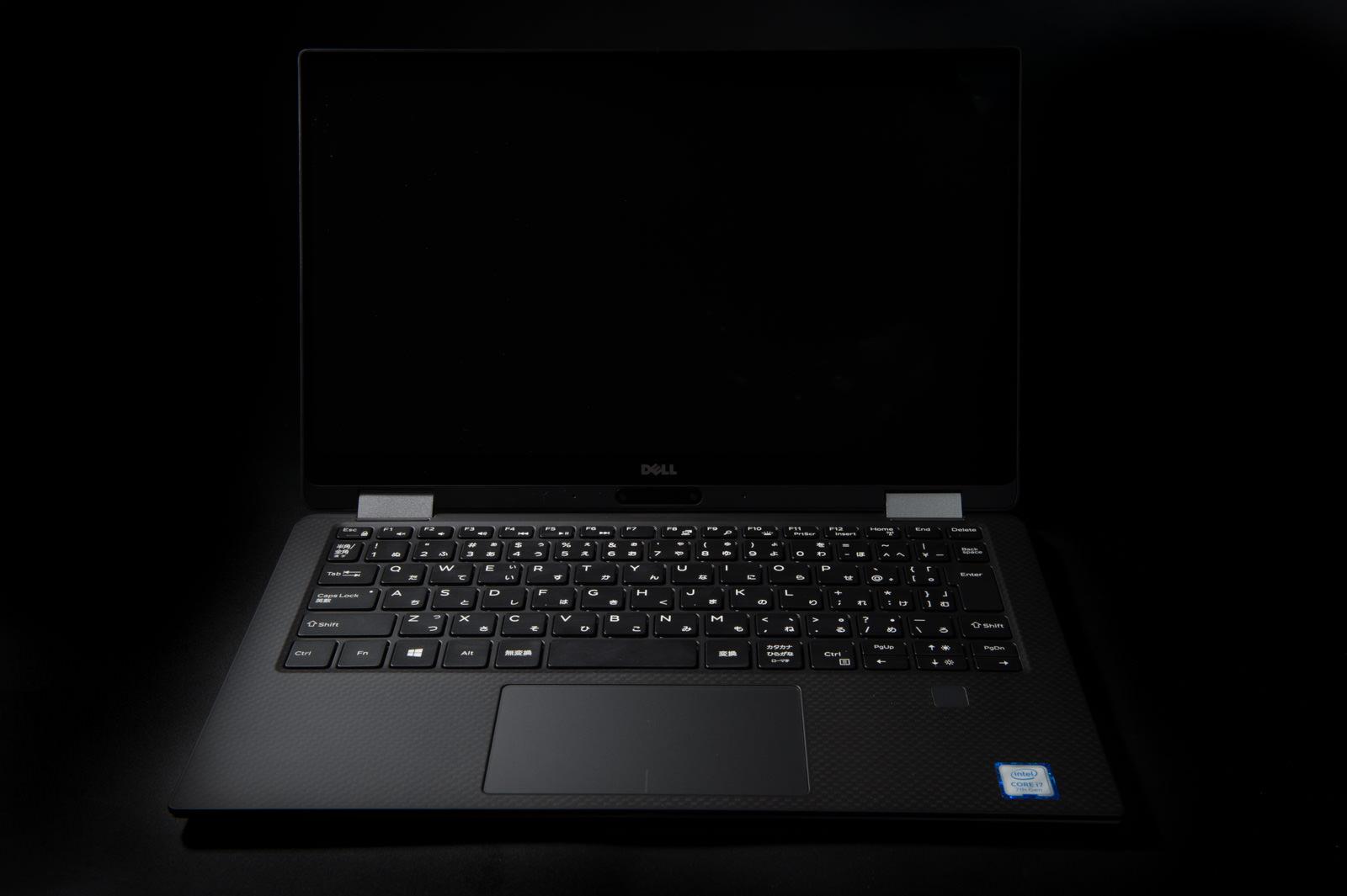 xps13-2-in-1-PCモード