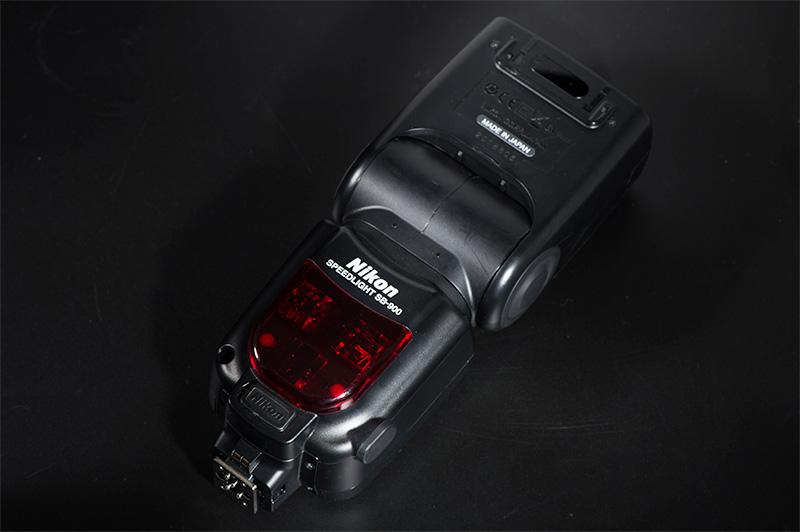Nikonスピードライト SB-900