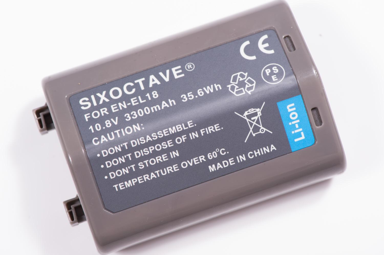 相性の悪い互換バッテリー