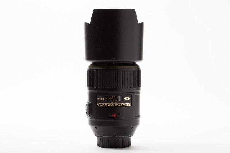 Nikon AF-S VR Micro-Nikkor 105mm f/2.8G IF-ED