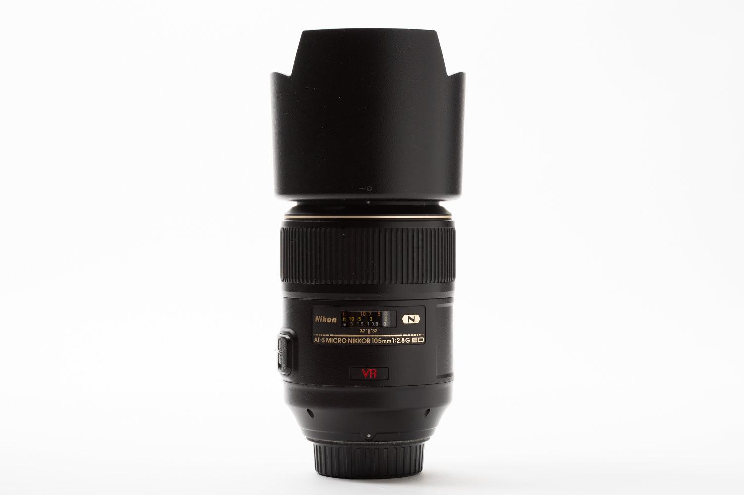 AF-S VR Micro-Nikkor 105mm f/2.8G