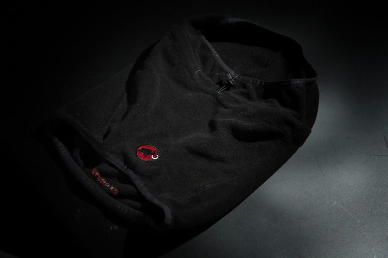 MAMMUT Fleece Neck Gaiter