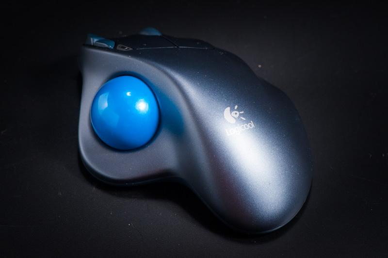 ロジクールのマウスm570t