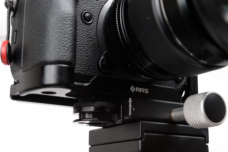 Lプレートとカメラホルダーの両立