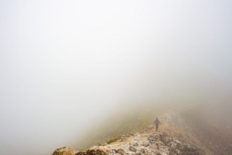 登山の単独行での遭難