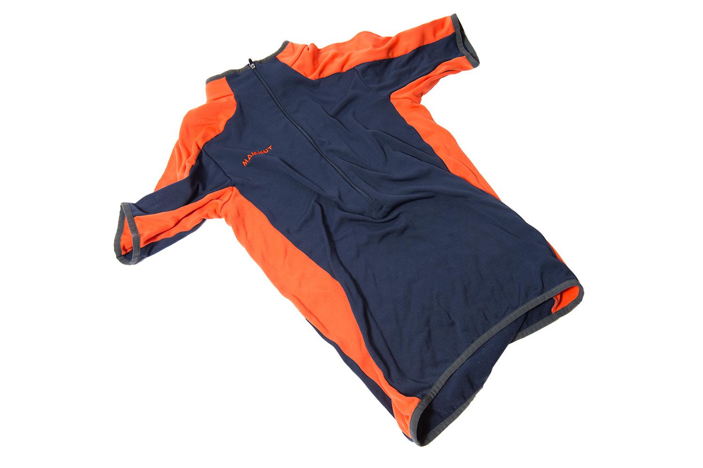 速乾性シャツ