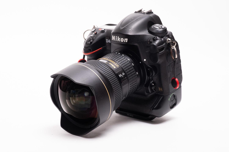 Nikon D4Sレビュー