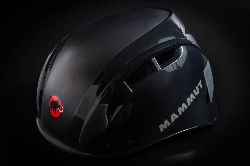 登山でのヘルメット着用