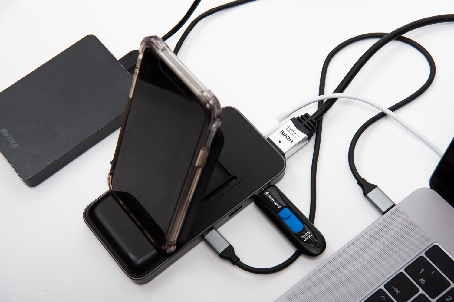 iPhoneの充電