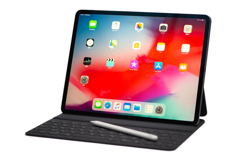 iPadの作業環境