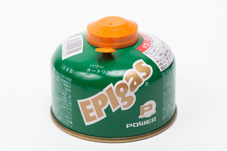 EPIのガス缶