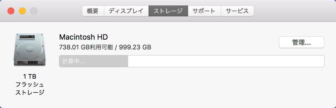 1TBのSSDモデル