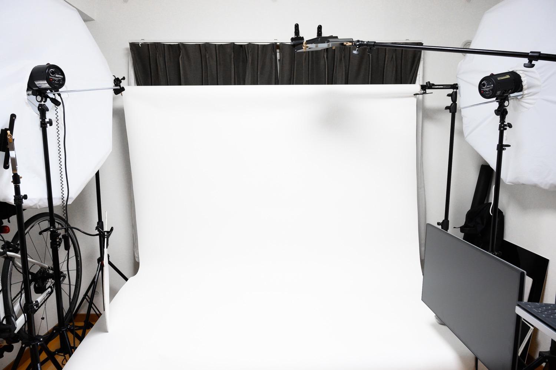動画撮影のセッティング