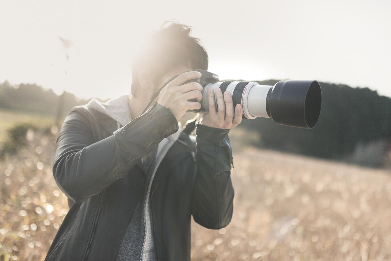 カメラマンの成長の場