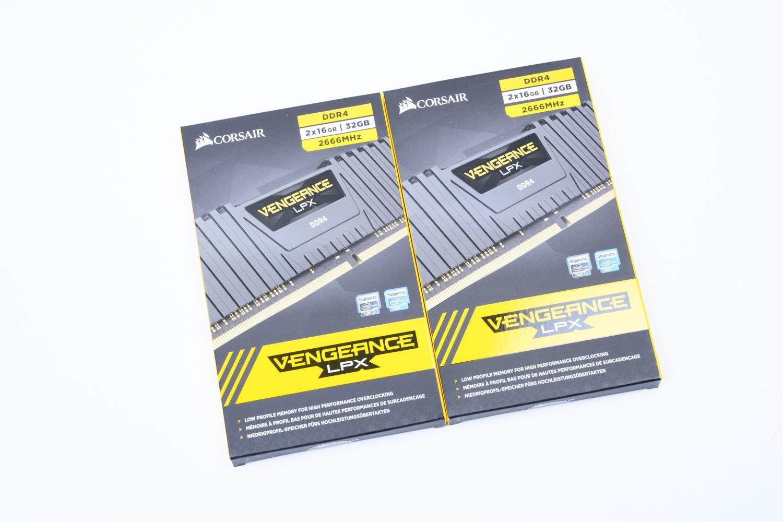 CORSAIR DDR4 VENGEANCE LPX