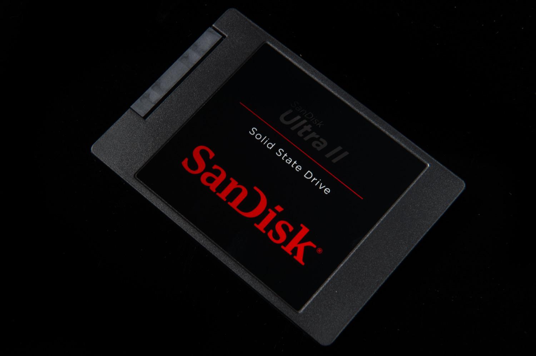 Sandisk ssd ULTRA2