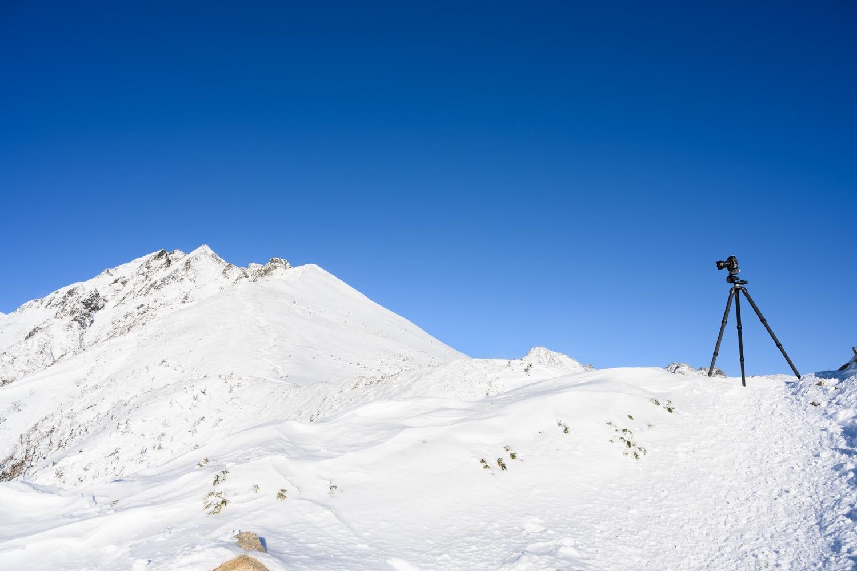 山岳写真に必要なカメラ