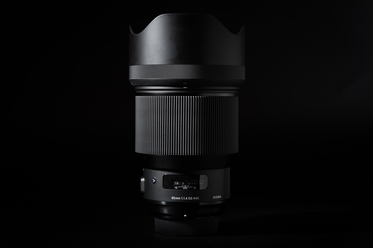 Sigma 85mm F1.4 Art