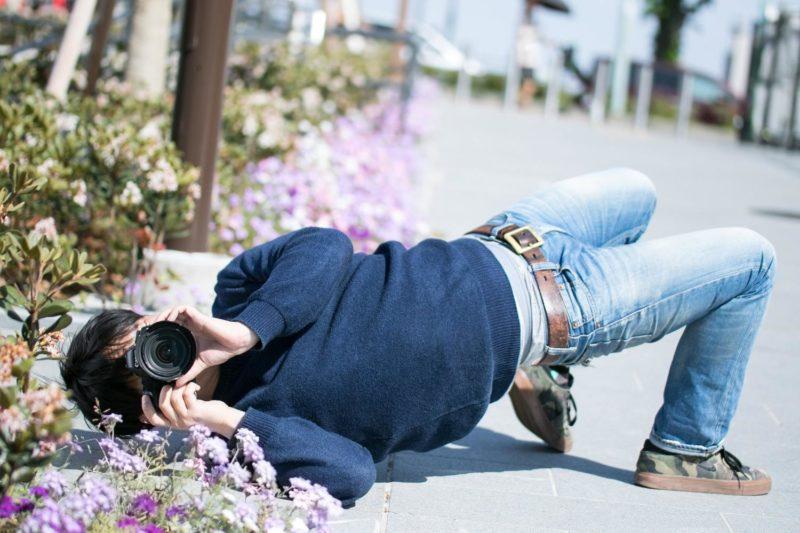 カメラマンが陥る間違い