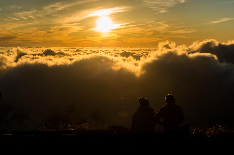 標高3000m以上の登山