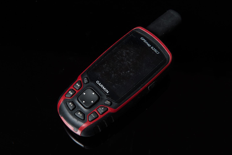 GARMIN GPSMAP62 SCJ