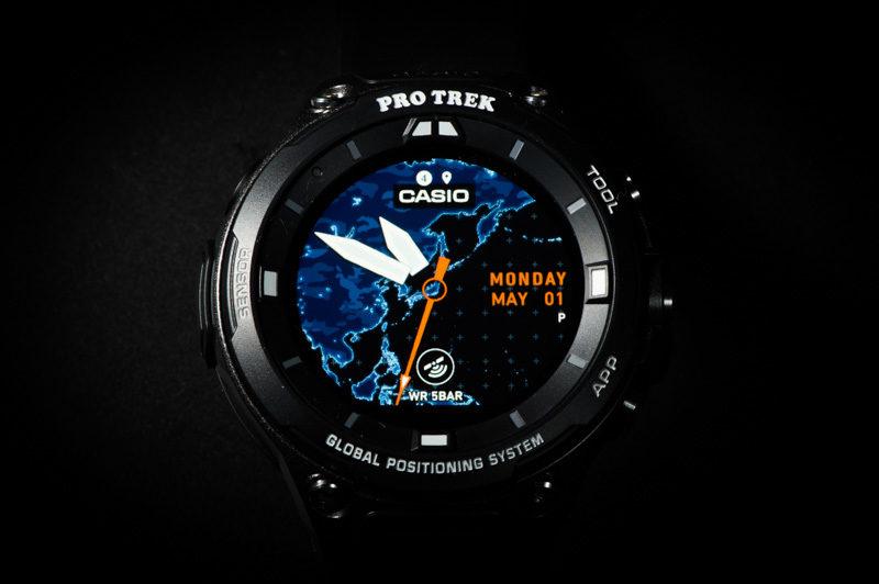 【導入編】PRO TREK Smart WSD-F20レビュー。オフラインマップ対応の登山で使えるスマートウォッチ