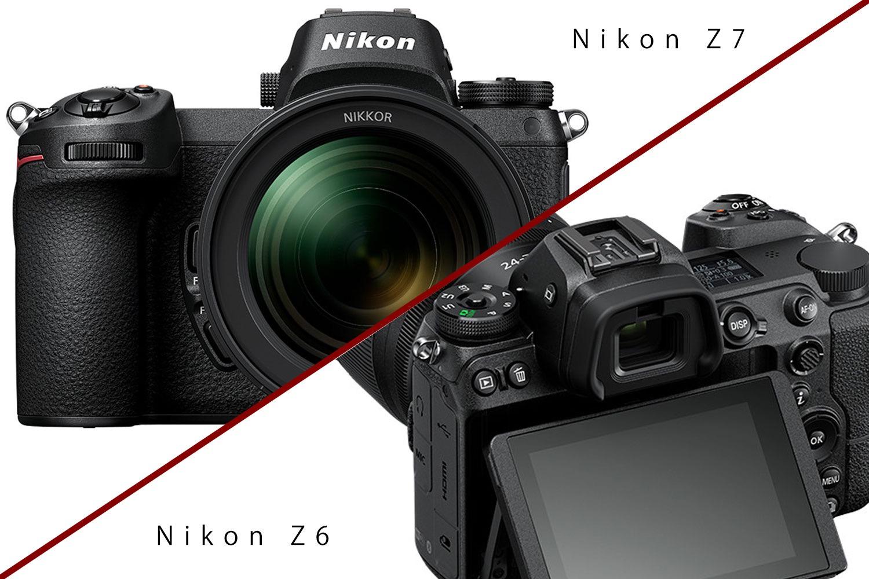 Nikon Z 7 & Z 6